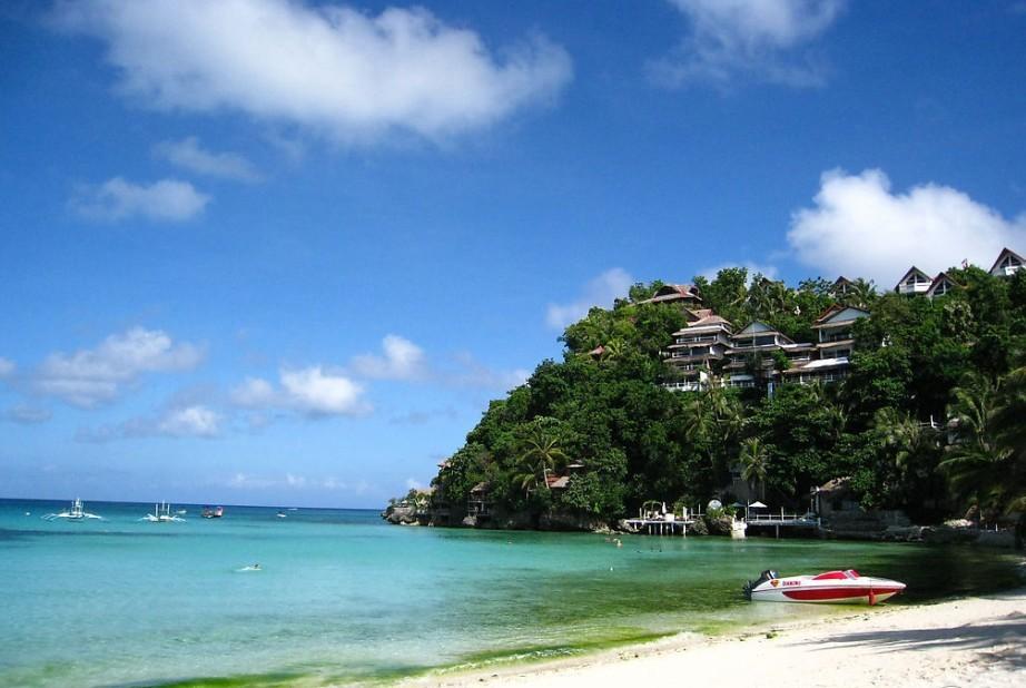 【暑期海岛】菲律宾长滩岛5晚6日自助游(长滩丽晶)