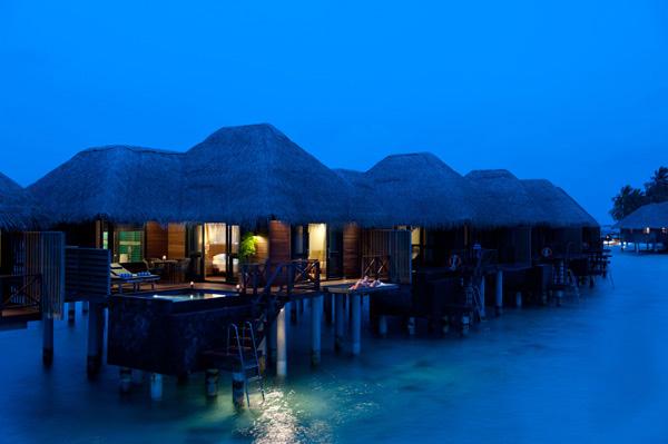 【暑期】马尔代夫双鱼岛olhuveli4晚6日自由行
