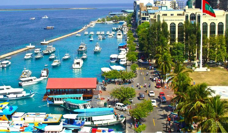 【海岛】马尔代夫欢乐岛4晚6日自由行(上海直飞,4晚沙