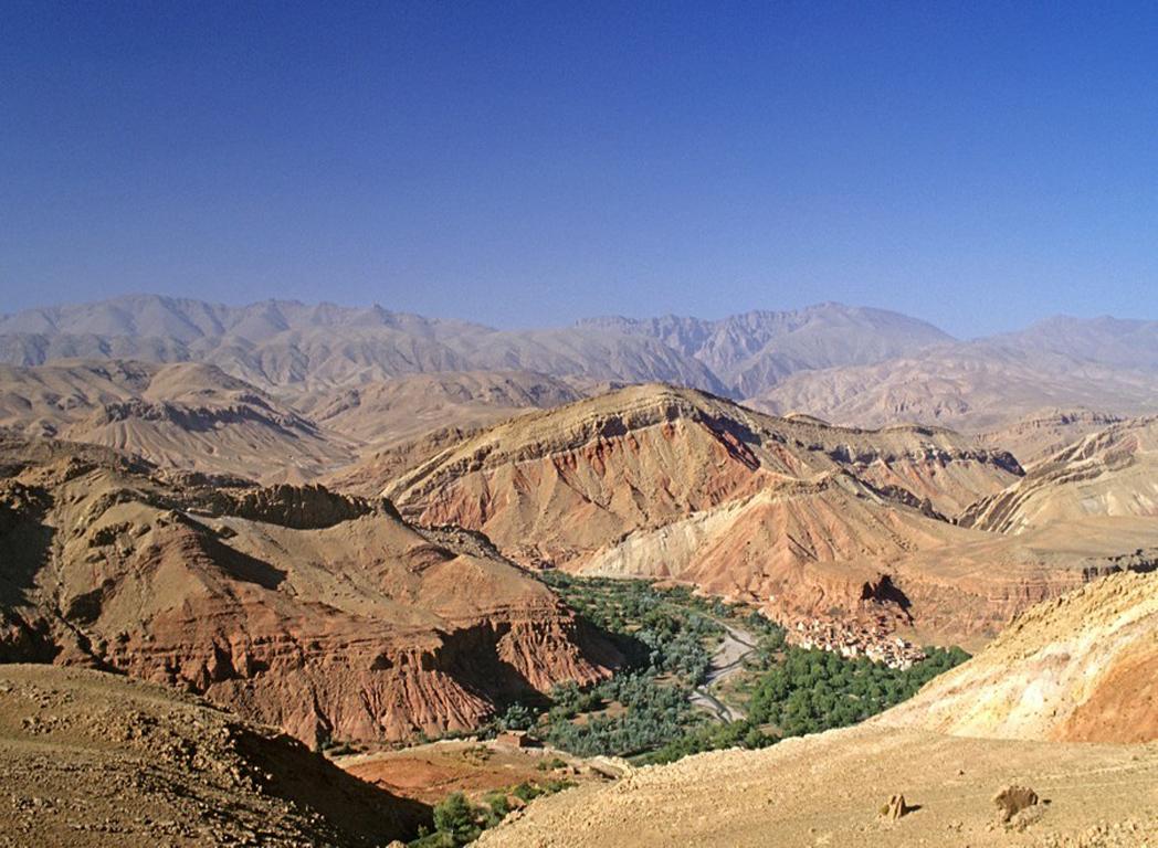 摩洛哥这个充满异国情调的神秘古国满满的回忆飞抵返