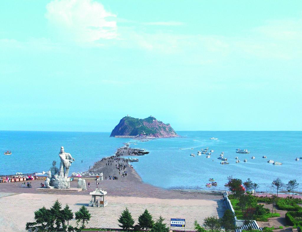 78兴城葫芦岛,笔架山,葫芦山庄半自助双汽三日游