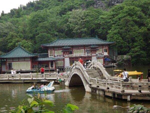 上海到桂林旅游 桂林,阳朔双飞4日