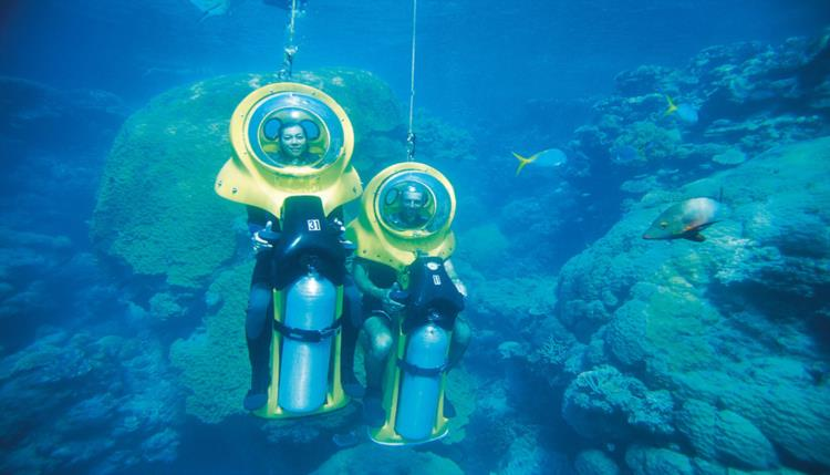 壁纸 海底 海底世界 海洋馆 水族馆 750_429