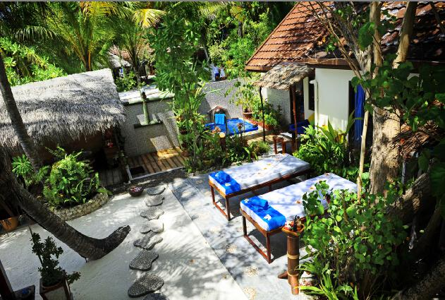 马尔代夫拉维利岛南京直飞5晚7天自由行(1晚马累 4晚沙屋,岛上含三餐