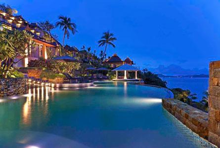 泰国普吉岛海景房图片