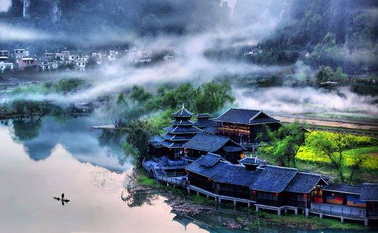 曲靖市富源县的名胜风景区