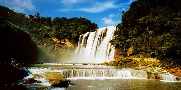 九洞河风景名胜区