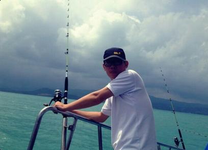 【当地参团】苏梅岛海钓包船一日游(mr. tu fishing game,11-17人 )