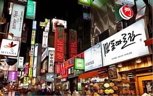 首尔的新象征:有国立森林园,洪陵树木园,水落山,仁王山,冠岳山,栗岛