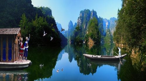 可选为上海直飞张家界9c8983航班