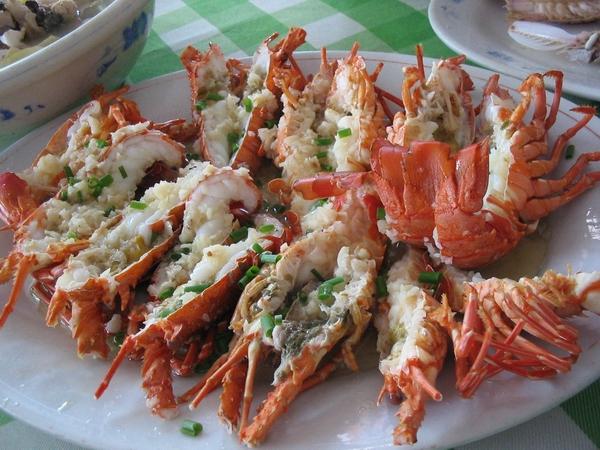 川岛海鲜宴