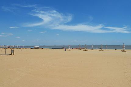 海洋沙滩帆船 壁纸