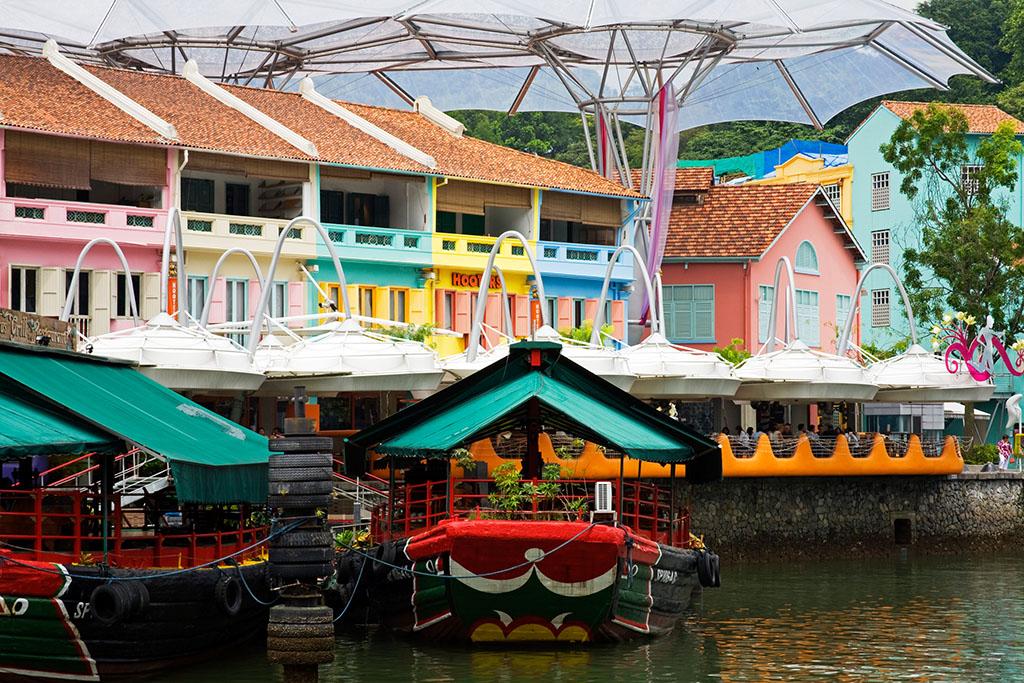游】新加坡+民丹岛5晚7天游(2晚民丹岛悦椿度假村