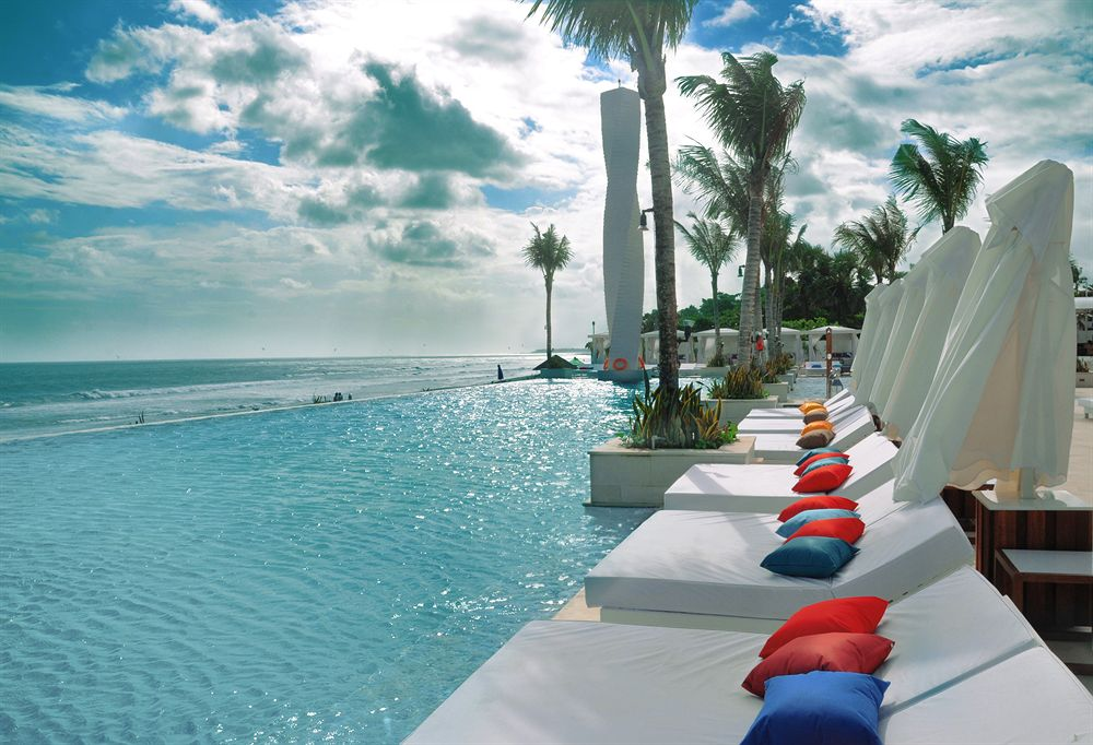 【暑期】巴厘岛4晚6日臻爱游(ga转机,2晚泳池villa 2晚海边五星酒店