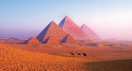 代表着古埃及文明的图片