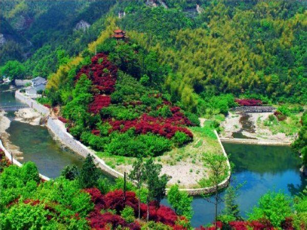约1小时 (参考时间)【 【四明山森林公园】(约1小时)】;四明山风景区