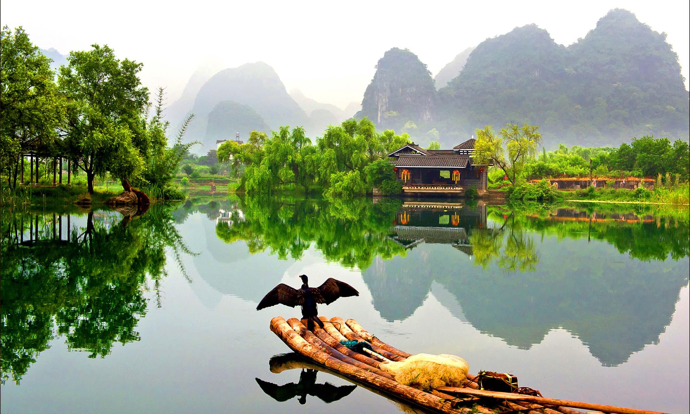 桂林桃花源風景區