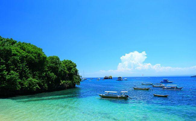 巴厘岛5晚7日半自助(港龙航空,2晚独栋别墅 3晚海边国五,三岛游,赠送