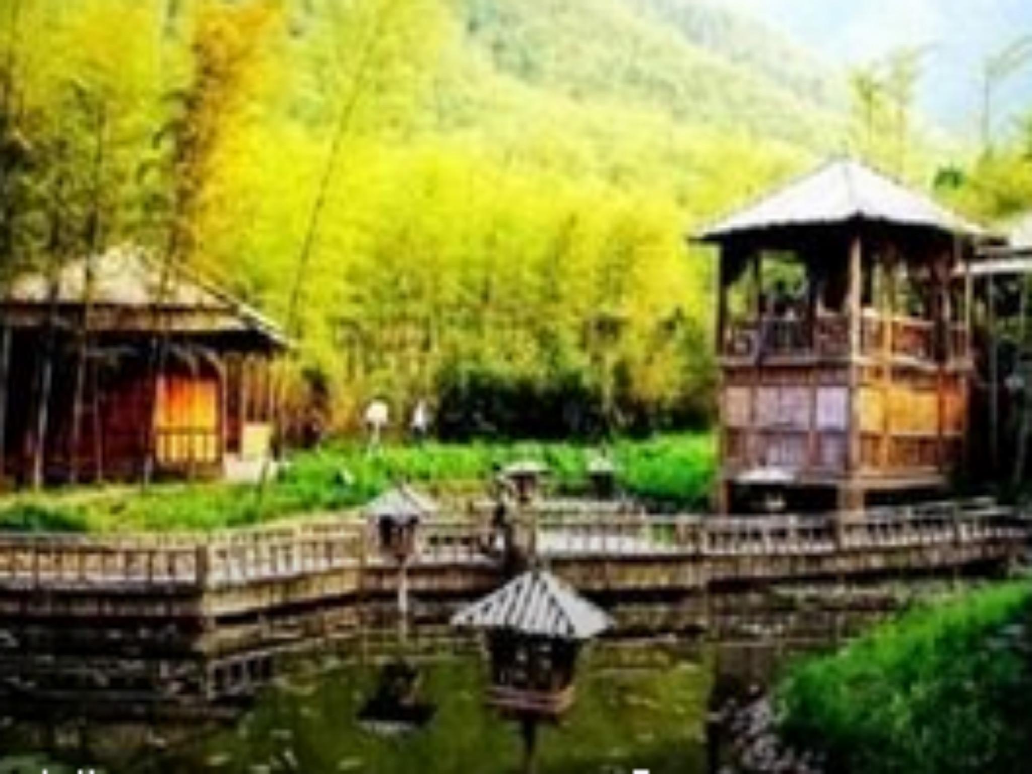 【春节】年夜饭安吉,涌泉水疗城温泉,南浔古镇,大年初一风景度假村2晚