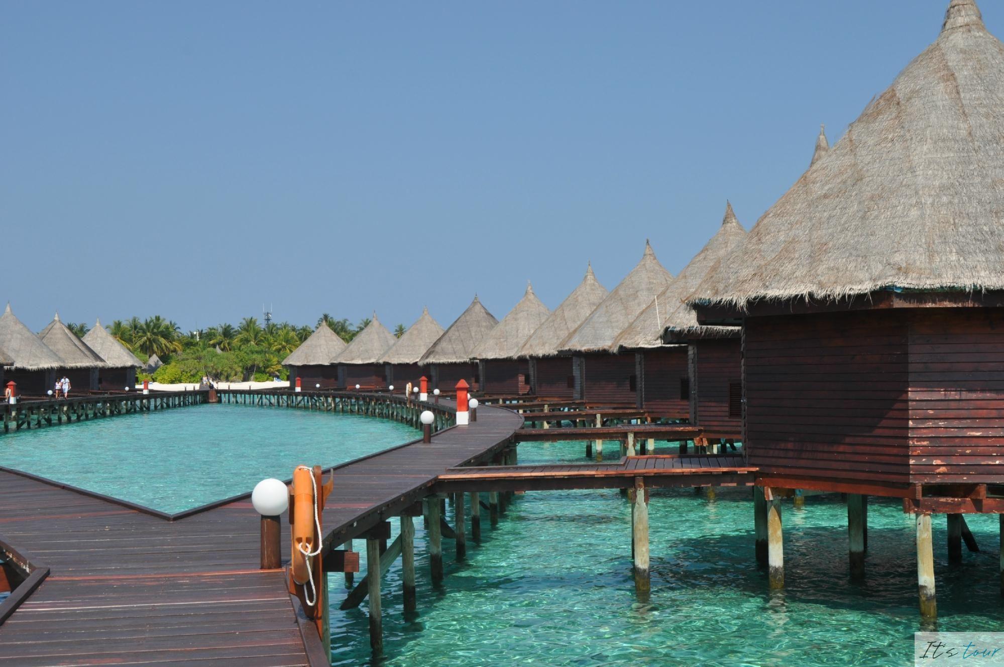 马尔代夫奥瑞格岛7天5晚自由行(q2直飞,2沙2水,内飞