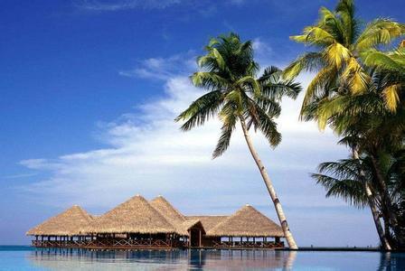 海南三亚分界洲岛,猴岛