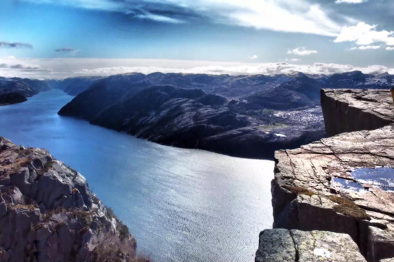 丹麦最美风景图片
