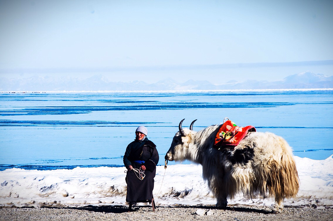 川进青出,青海境内两大美景:茶卡盐湖,青海湖