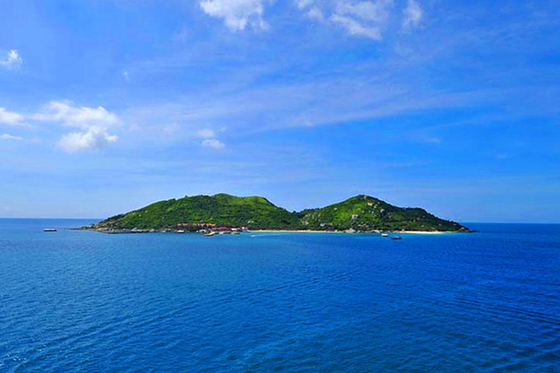 海南海口4晚5日跟团游(双飞,分界洲岛,南湾猴岛,赠送:拉网捕鱼 篝火