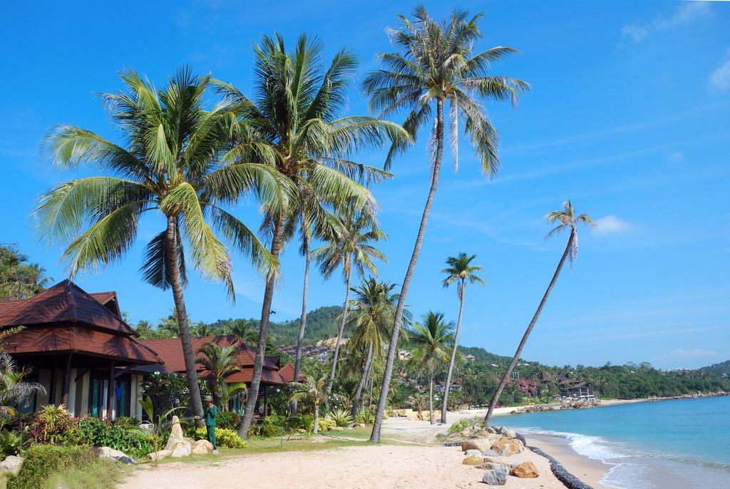 泰国曼谷+苏梅岛5晚7天半自助游(国航,赠送苏梅岛一日游,国5星酒店4晚