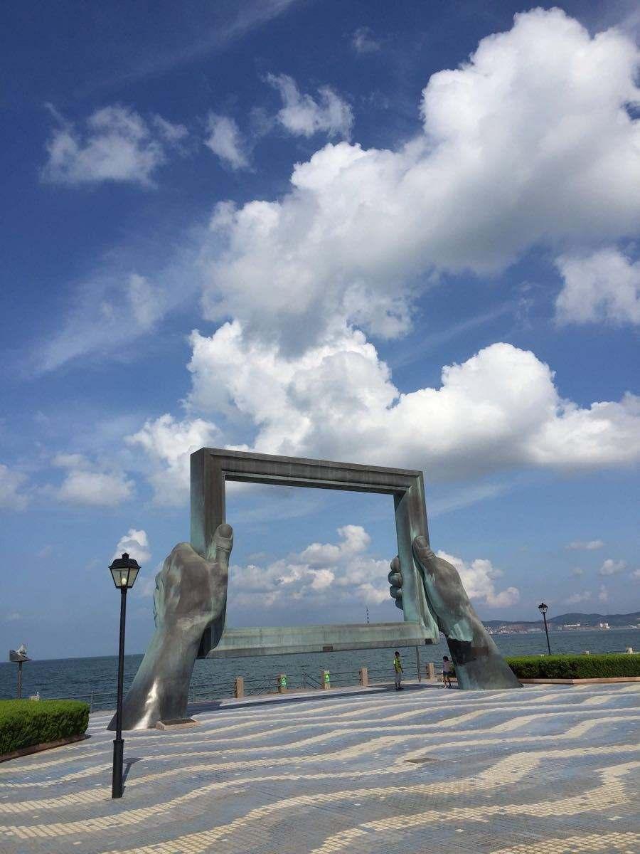 【端午】双岛之恋 青岛海滨,海阳万米金沙滩,威海小石岛,大连棒棰岛