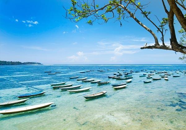 巴厘岛4晚5日游(城市快线qg直飞,2晚泳池别墅 2晚国五