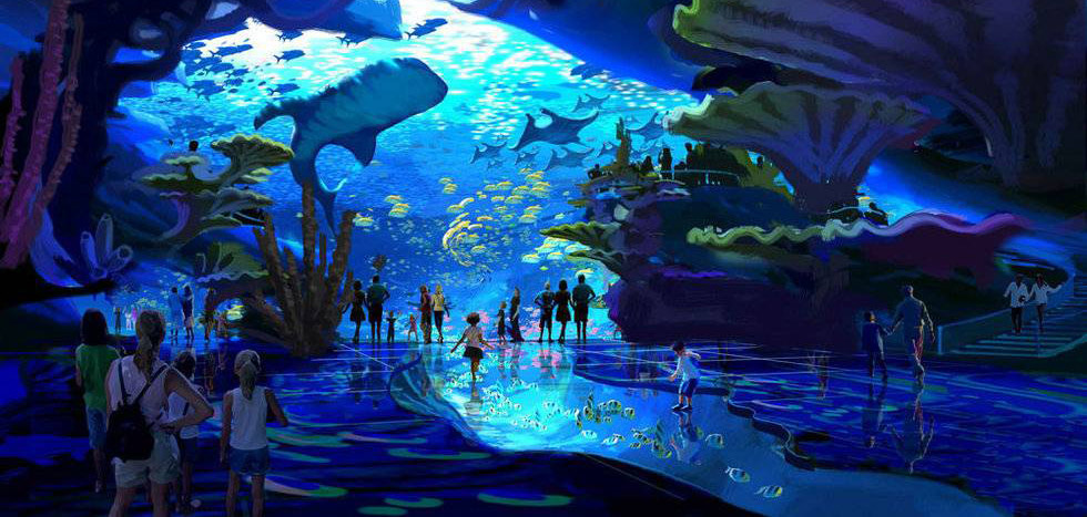 广州长隆野生动物园,欢乐世界,珠海海洋王国4晚5日游