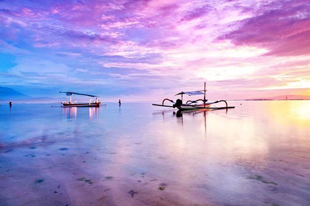 【秒杀】巴厘岛4晚6日游(印尼狮航jt直飞,全程入住精品酒店,2天自由