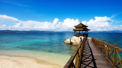 三亚4晚连住红树林度假世界(蜈支洲岛含自助餐,天堂森林公园含自助餐