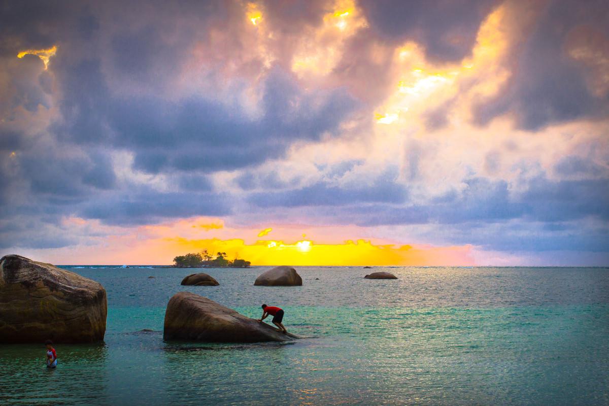 新加坡 民丹岛4晚6日游(新航直飞,含签证赠保险,1晚新加坡 3晚民丹岛