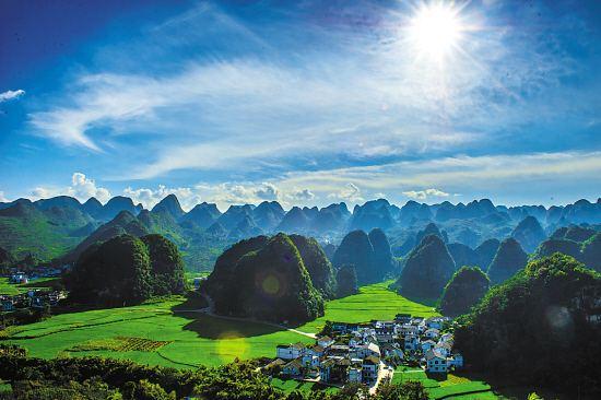 镇宁旅游风景区