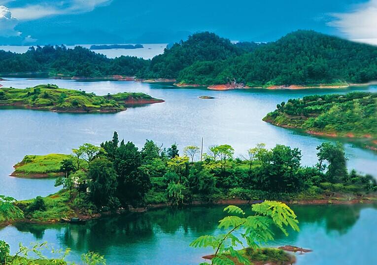 想从北京去杭州西湖,千岛湖,乌镇,苏州园林,上海.