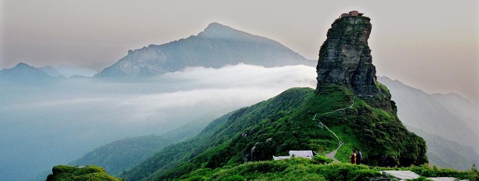 重庆自驾七日游黄果树瀑布,梵净山,西江千户苗寨,红枫