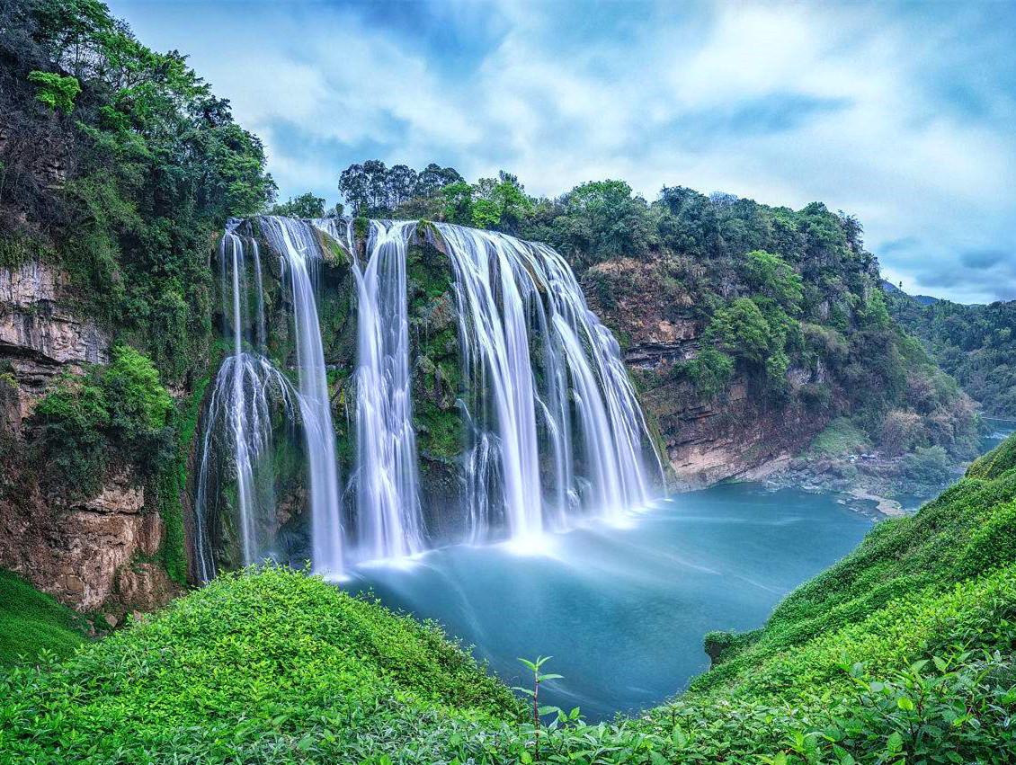 黄果树瀑布_【寒假】【非梵贵州】梵净山,荔波小七孔,黄果树瀑布