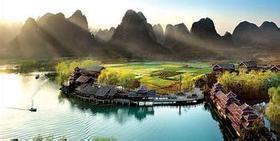 【寒假】广西桂林、漓江、古东、象鼻山、阳朔3晚4日跟团游(双飞、0自费赠送印象)