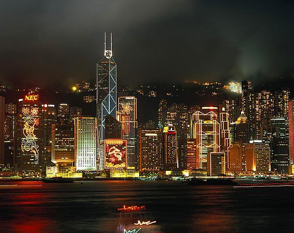 香港4晚5日自由行(港龙航空, 华丽铜锣湾酒店,送价值HKD398港澳3G电话卡 )