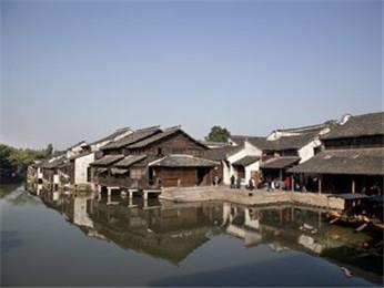 杭州西溪湿地、乌镇古镇、苏州狮子林、南京古都3晚4日跟团游
