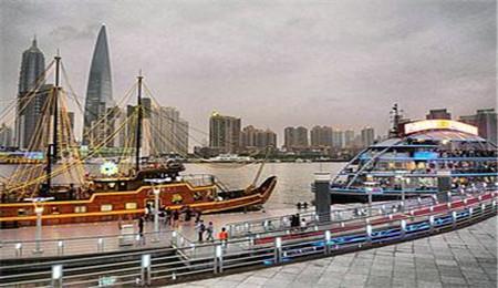 杭州宋城、秀水千岛湖、乌镇古镇、上海都市3晚4日跟团游