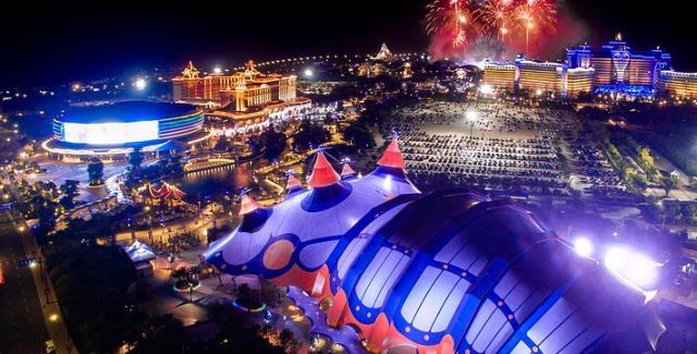 珠海长隆海洋王国+大马戏双人双园4天3晚游(含海洋王国2日票、大马戏门票、3晚企鹅酒店)