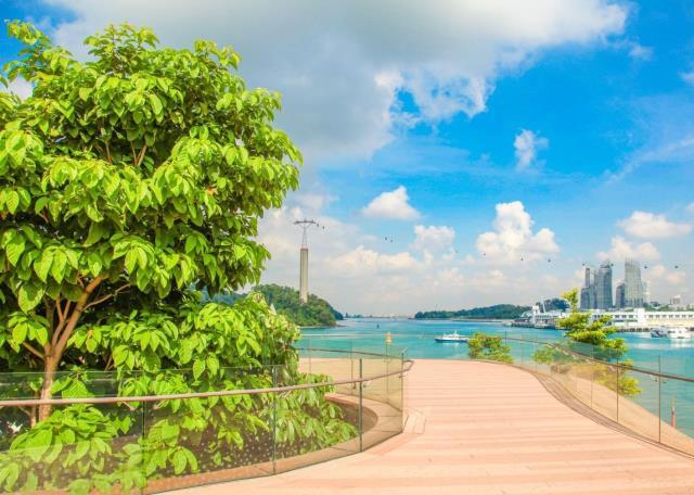【春节不打烊】新加坡亲子纯玩4晚6日游(五星SQ航空,夜游新加坡河,滨海湾花园,一整天圣淘沙岛随意嗨,克拉码头,2天自由活动)