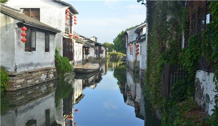 周庄水乡、苏州狮子林、杭州湿地、无锡太湖3晚4日跟团游