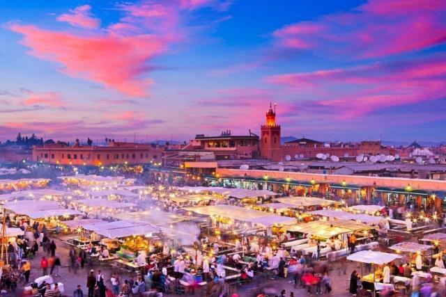 【春节】【寒假】摩洛哥+西班牙+葡萄牙12晚16日(MS广州往返+越野车进沙漠+好莱坞电影城+波尔图酒窖品酒)