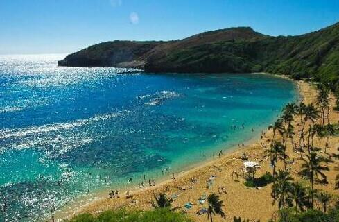 【4人立减1200/单 】夏威夷一地7~8日游(MU直飞,夏进出,酒店可升级,可增外岛,报名成功每人可获赠一把尤克里里)