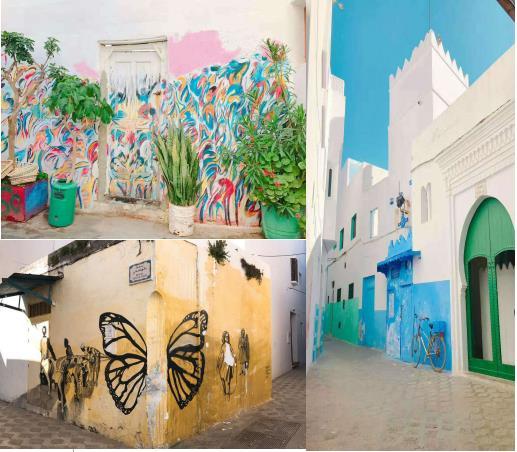 摩洛哥突尼斯13天10晚两国畅游(QR卡塔尔航空+摩进突出+舍夫沙万+三大皇城+迦太基+越野车前往《星球大战》的拍摄地)