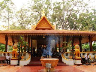 柬埔寨吴哥4晚5日游(ZA直飞,网评四星酒店,送下午茶,免税店,赠送意外保险)